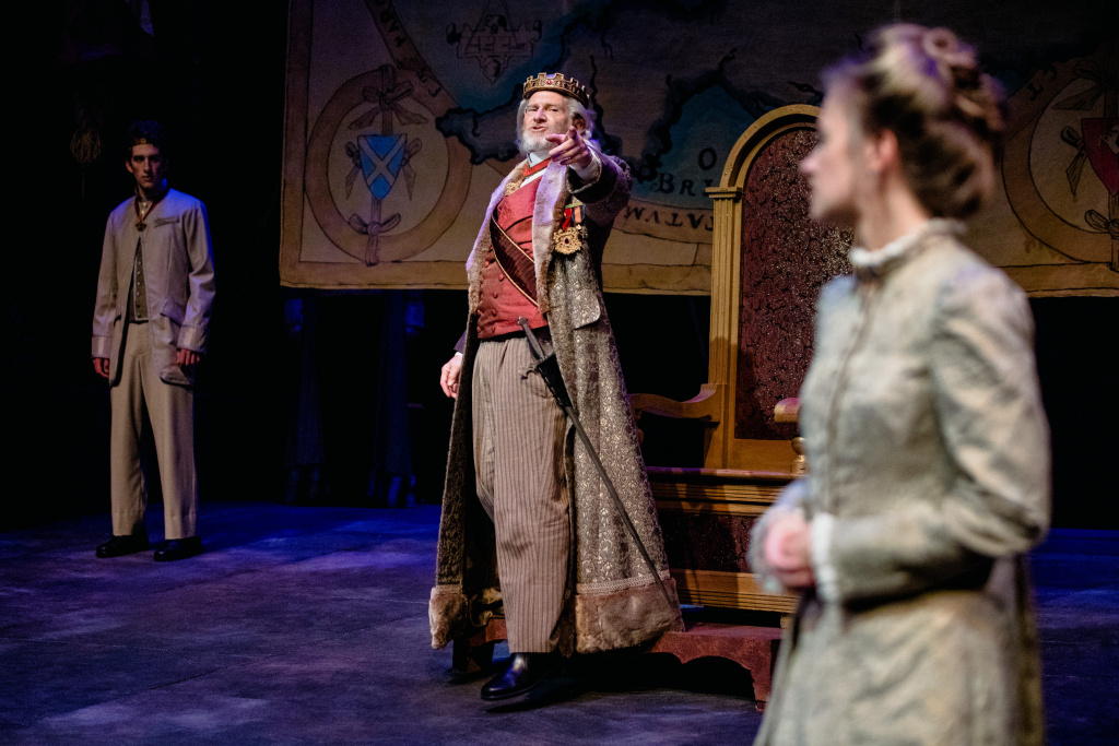 William Shakespear's King Lear, Nov. 06, 2018