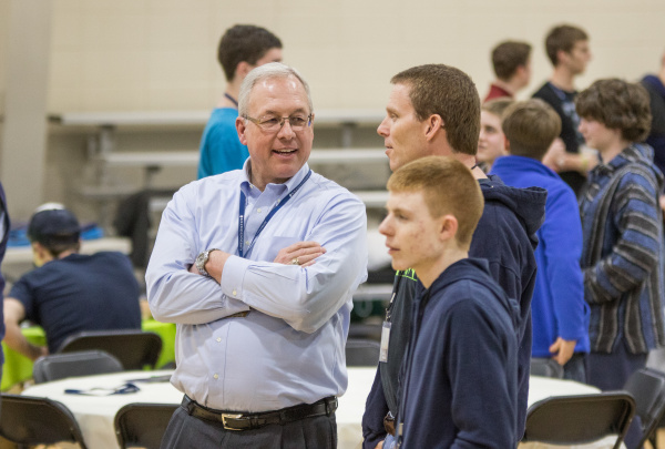 Steve Pettit involved in camp ministry